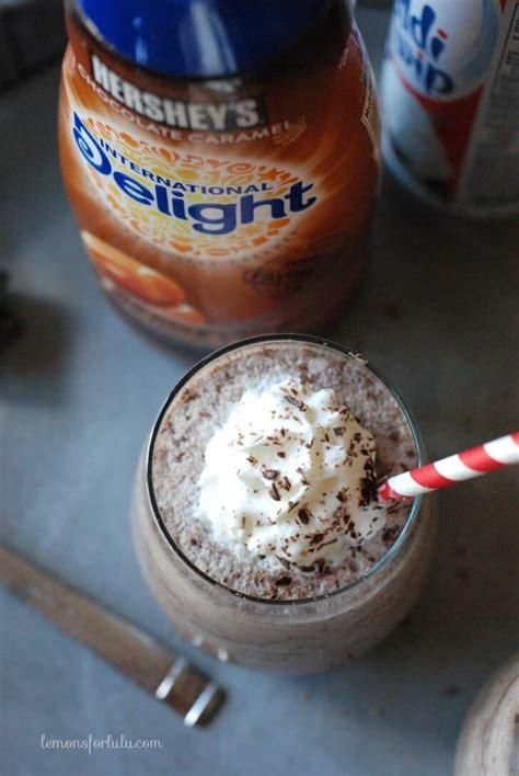 is frozen hot chocolate good frozen hot chocolate lemonsforlulu
