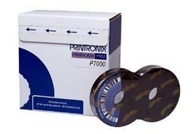 Printronix Line Matrix Printer P8205 Cabinet printronix p7000 spool ribbons