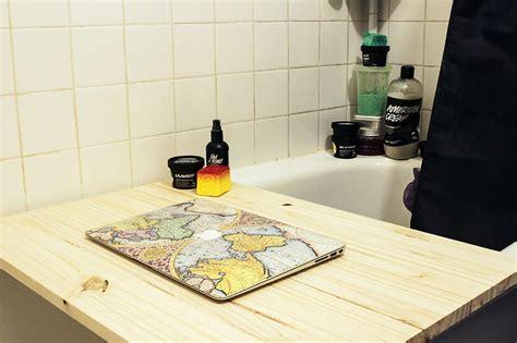 fabriquer un pont de baignoire pour la salle de bain