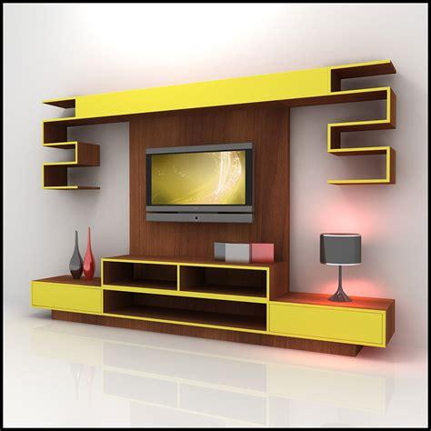 showcase in living room