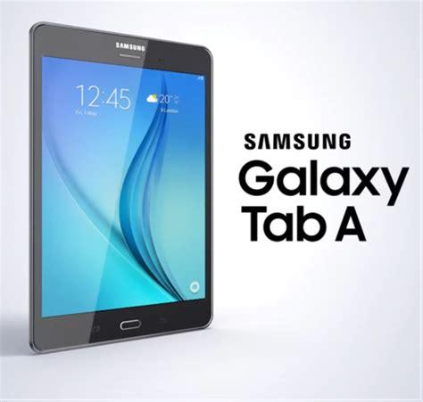 Samsung Galaxy Tab A: caratteristiche, disponibilità e prezzo   AndroidWorld