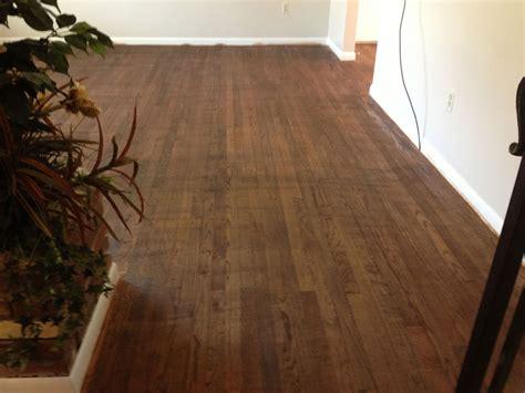 Staining Hardwood Floors MN   How To Stain Wood Floors