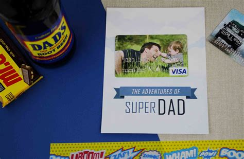Where Can I Use Outback Gift Card - free printable father s day gift card for super dad gcg