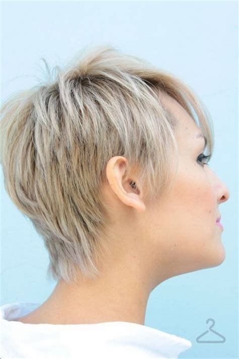 show front back short hair styles pixie hair cuts front and back view