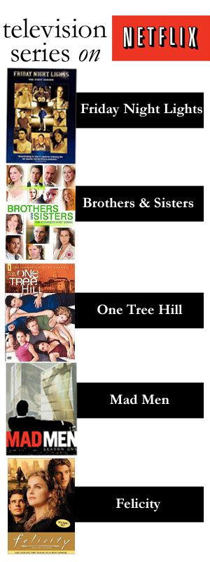Must Tv Series For Mba by Must See Television Series On Netflix The College Prepster