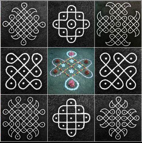 dot pattern kolam simple kolam designs with dots search results calendar