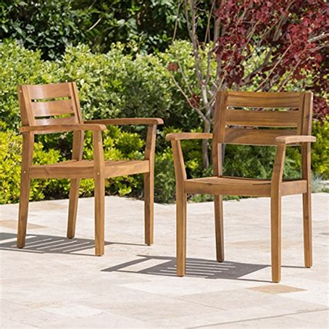 Acacia Wood Outdoor Furniture by Stanyan Patio Furniture Outdoor Acacia Wood Patio Dining