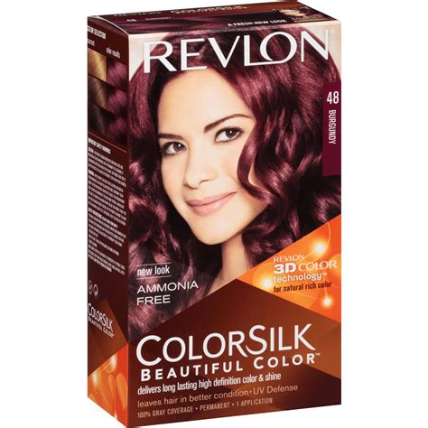 box hair dye colors revlon buttercream hair color as low as 024 at walgreens