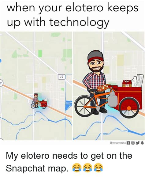 Get With Technology by When Your Elotero Keeps Up With Technology J7 My Elotero
