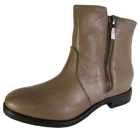 kenneth cole new york womens marcy leather western boot