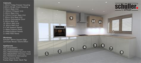 schuler cabinets price list quality german schuller kitchens how much do they really
