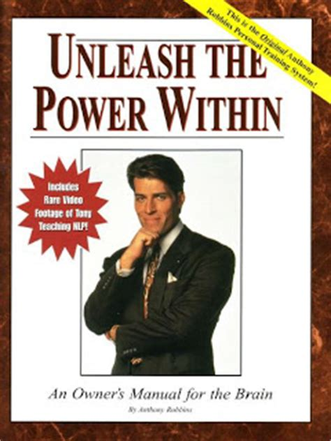 Pdf Unleash Power Within Personal Transform by Ebook Anthony Robbins Personal