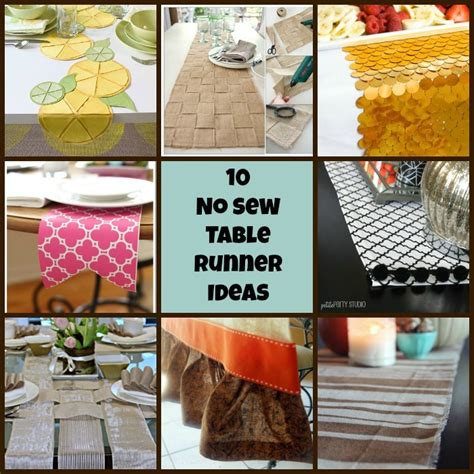 how to sew a table runner how to sew a table runner images table decoration ideas