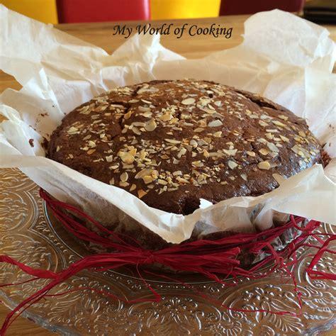 fertig kuchen apfel schoko kokos mandel kuchen