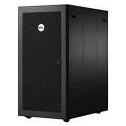 dell 24u server half rack enclosure for sale