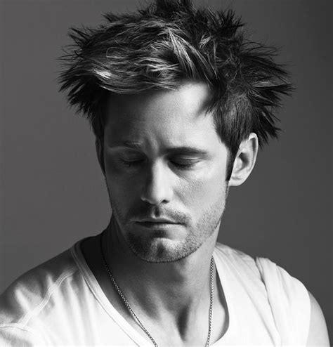 sweden men hairstyles true blood star alexander skarsgard on his new movie
