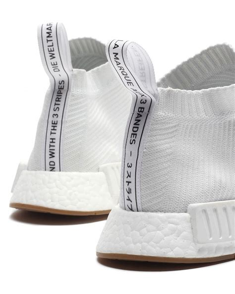 Adidas Nmd City Sock 1 the nmd city sock 1 quot gum quot pack by adidas originals gets its release date unrated