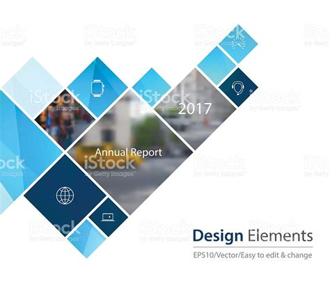 Photo Layout Vector | vector design element for graphic layout abstract
