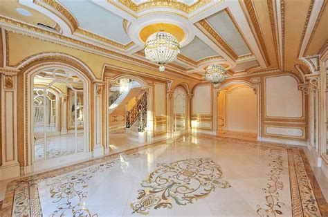 polished marble floor tiles for luxury home architecture