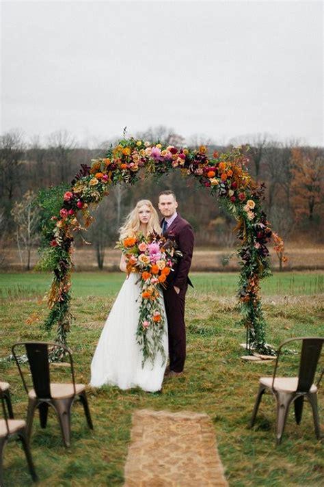 stunning wedding altar ideas festival   world