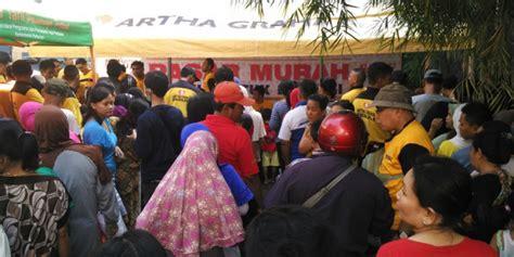 Produk Paket Pertanian Bawang Merah dijual rp 25 ribu apa isi paket sembako pasar murah