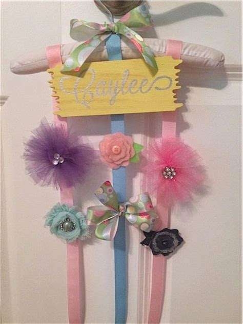 Fascinatingys To Make A Hair Bow Holder Guide Patterns
