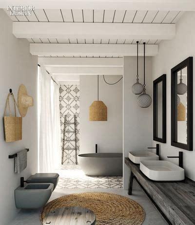 mooie natuurlijke badkamer een mooie rustige badkamer met natuurlijke elementen