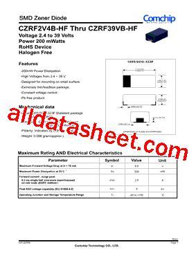 smd zener diode markings