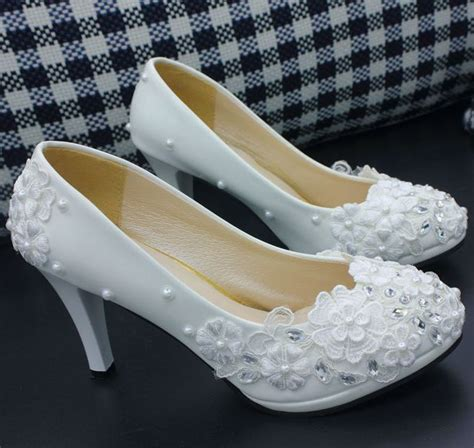 1 Inch Bridal Shoes by 2 Inch Bridal Shoes Promotion Shop For Promotional 2 Inch