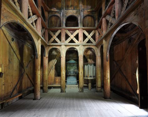 wdka interieur one of the last untarnished medieval churches in norway