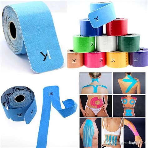 Kinesiotape Elastic Bandage Perban Cedera 2018 high quality kinesiology kinesio athletic kt sports elastic bandage for