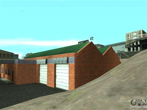 San Andreas Mod Garage by New Garage In San Fierro For Gta San Andreas