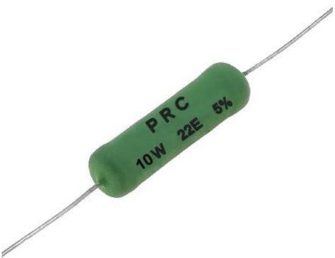 prc wire wound resistor prc