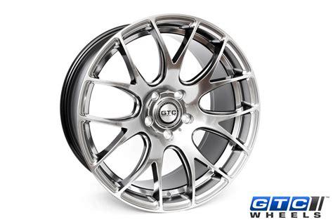 Myb E Hyper Glossy Black gtc wheels 2012 new design gt cr pre order