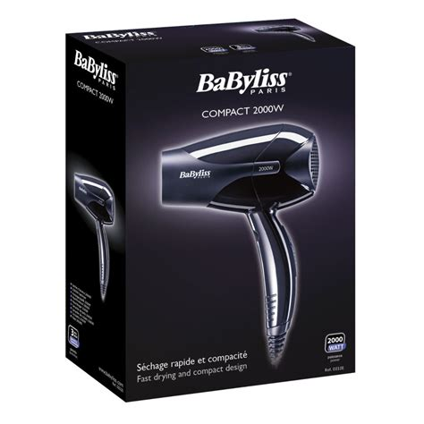 En Farel Hair Dryer Ebay babyliss d212e expert compact 2000w travel hair dryer fast