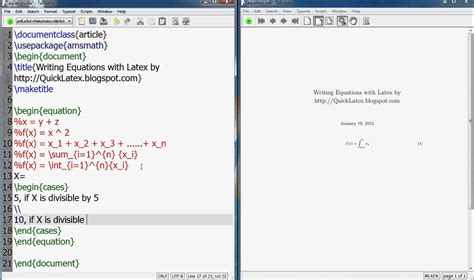 latex tutorial overleaf latex tutorial how to write mathematics equations in latex