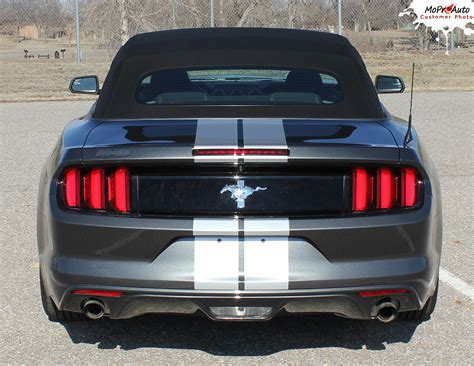 ford mustang stripes stallion slim 2015 2016 2017 ford mustang lemans style 7