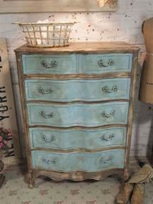 painted cottage chic shabby aqua french dresser ch31 425 00 the painted cottage vintage