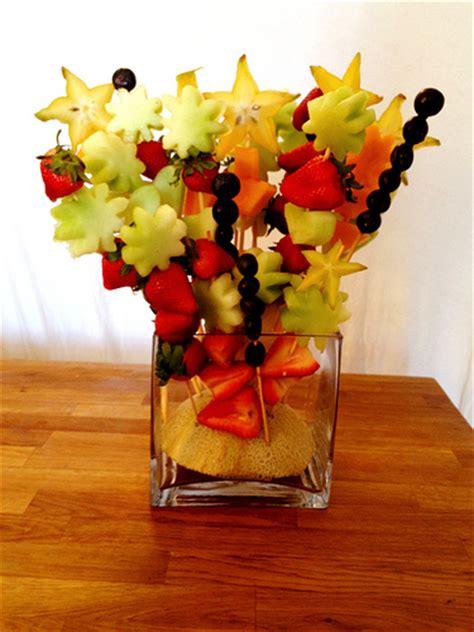 fruit arrangements diy diy fruit bouquet with watermellon green grapes and