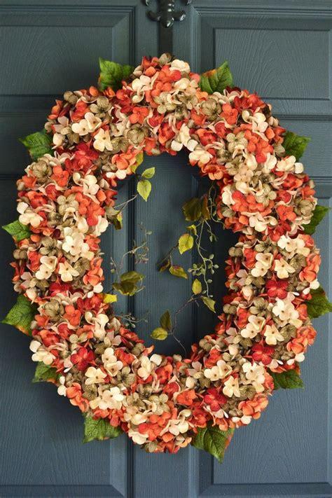 easy diy fall wreaths  homemade wreaths  fall