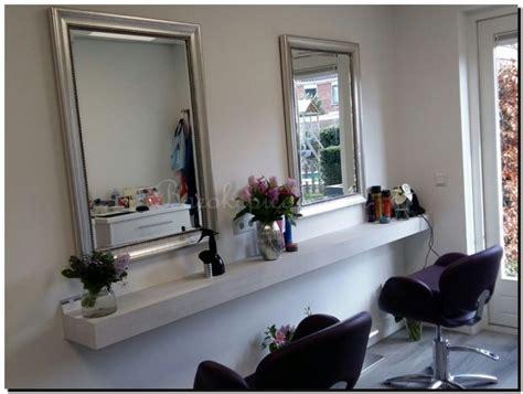Kapsalon Mijn Stijl by Spiegels Voor Uw Kapsalon Hairstudio Of Beautysalon
