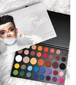 james charles morphe x uk hot morphe x james charles inner artist palette ladies