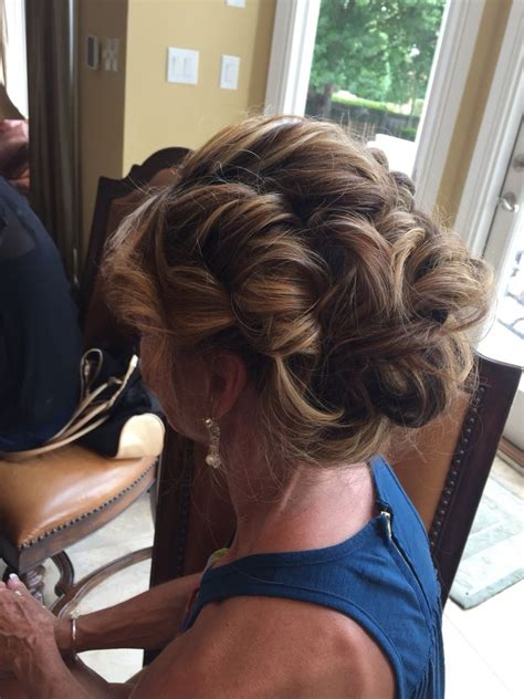 of the curly updo hair by mothers updo and the o jays