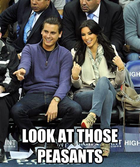Scott Disick Meme - kardashian memes tumblr