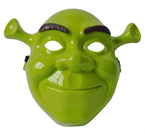 printable shrek mask hot shrek mask halloween mask halloween cosplay mask