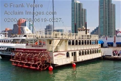 paddle boat san diego stock photo of the paddle wheel boat quot monterey quot san diego