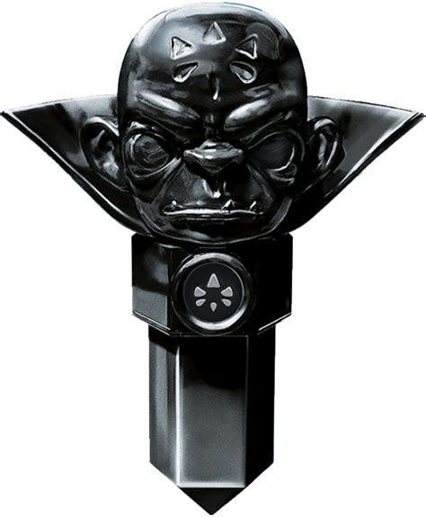 Kaos Supremebeing Black List White trophy unlocked skylanders trap team