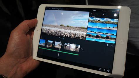 tutorial imovie ipad air gigaom hands on thoughts on the ipad air and ipad mini