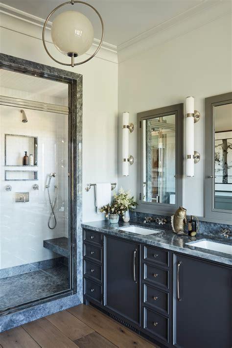 contemporary lodge beach style bathroom los angeles