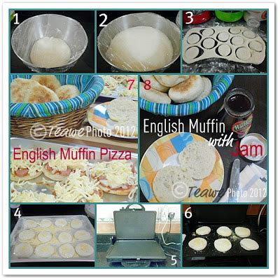 membuat english muffin welcome to teawe s blog english muffin for lets get